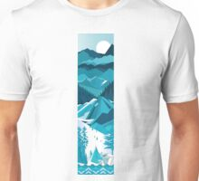 In The Ice Cold North Unisex T-Shirt