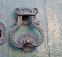 Knock Knock by Marylou Badeaux