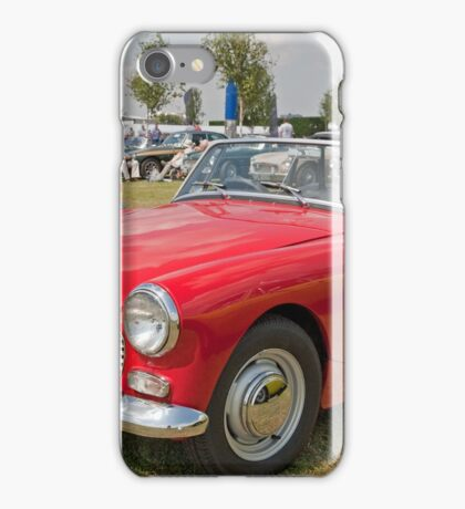 Austin Healey 1275cc 1970 iPhone Case/Skin