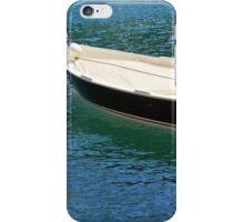 Boats in the water iPhone Case/Skin