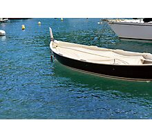Boats in the water Photographic Print