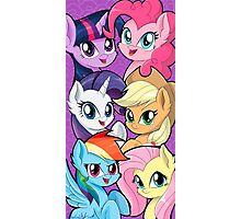 My Little Pony Photographic Print