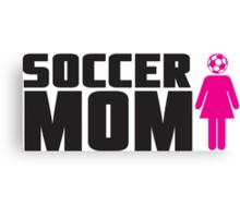 Soccer Mom Canvas Print