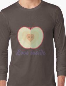 Love inside Long Sleeve T-Shirt