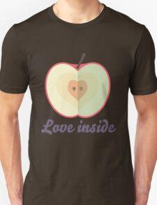 Love inside Unisex T-Shirt