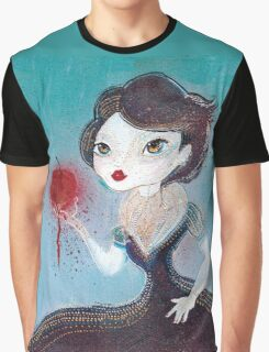 Grimm's Snow White Graphic T-Shirt