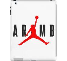 Harambe X Jordan iPad Case/Skin