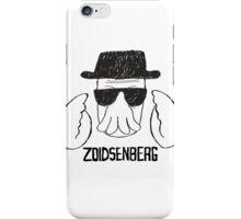 Zoidsenberg sketch shirt hoodie phone case iPhone 6 pillow iPhone Case/Skin