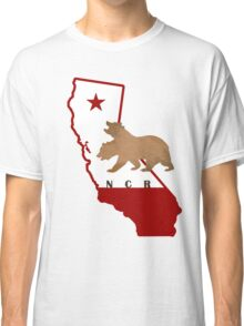 California Republic Pride Classic T-Shirt