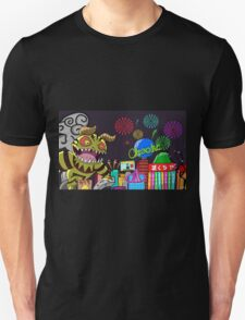 Monster in Paradise Unisex T-Shirt