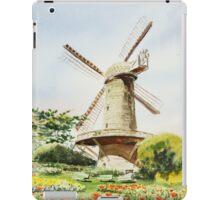 Dutch Windmill San Francisco iPad Case/Skin