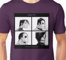 The Misfits in Gorillaz Style Unisex T-Shirt