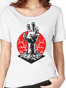 Hand of Doom Women's Relaxed Fit T-Shirt
