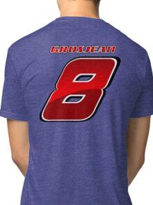Romain GROSJEAN_8_2014 Tri-blend T-Shirt