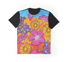 Pastels- Spring Delights Graphic T-Shirt