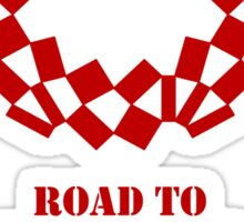 Road To Tokyo 2020 Sticker