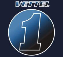 Sebastian VETTEL_1_2014 by Cirebox