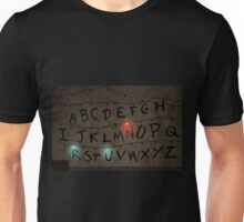 Stranger lights Unisex T-Shirt