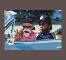 Ice Cube x Master Roshi Baby Tee
