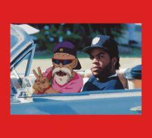 Ice Cube x Master Roshi One Piece - Short Sleeve