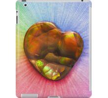 Rainbow Fire Agate iPad Case/Skin