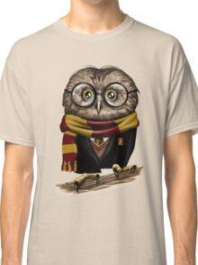 Owly Potter Classic T-Shirt