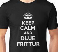 DUJE FRITTUR Unisex T-Shirt