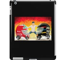 James Hunt Vs. Niki Lauda iPad Case/Skin