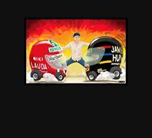 James Hunt Vs. Niki Lauda Unisex T-Shirt