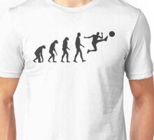 Evolution Football / Soccer Unisex T-Shirt