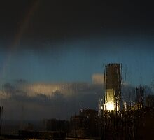 Rainy City by Blurto