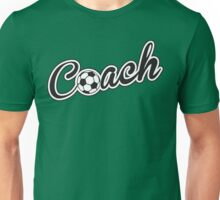 Football Soccer Coach Unisex T-Shirt