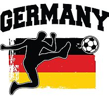 Germany Football / Soccer Photographic Print