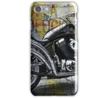 crotch rocket II iPhone Case/Skin