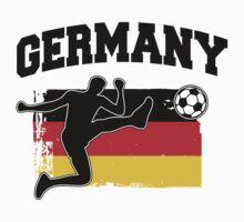 Germany Football / Soccer One Piece - Long Sleeve
