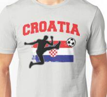 Croatia Football / Soccer Unisex T-Shirt