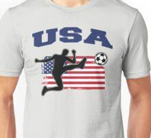 USA Football / Soccer Unisex T-Shirt