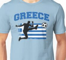 Greece Football / Soccer Unisex T-Shirt