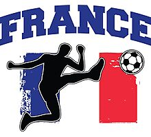 France Football / Soccer Photographic Print
