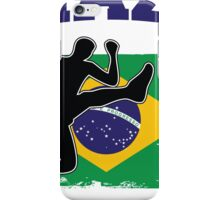 Brazil Football / Soccer iPhone Case/Skin