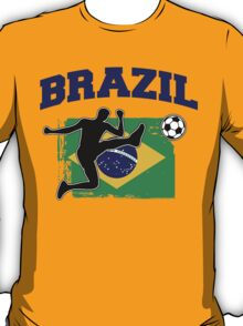 Brazil Football / Soccer T-Shirt