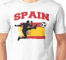 Spain Football / Soccer Unisex T-Shirt