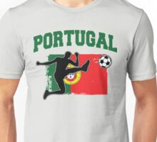 Portugal Football / Soccer Unisex T-Shirt