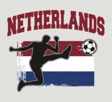 Netherlands Football / Soccer by nektarinchen