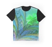 FROM A CATERPILLAR TO A BUTTER FLY Graphic T-Shirt