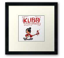 Kubo Movie Framed Print
