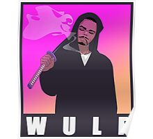 Xavier Wulf Poster