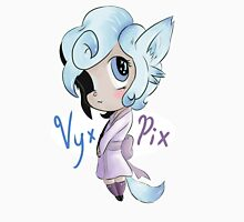 Vyxi the Chibi Fox Girl Unisex T-Shirt