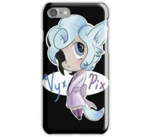 Vyxi the Chibi Fox Girl iPhone Case/Skin