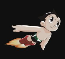 Astroboy Classic Retro ASTRO BOY Mighty Atom Kids Tee